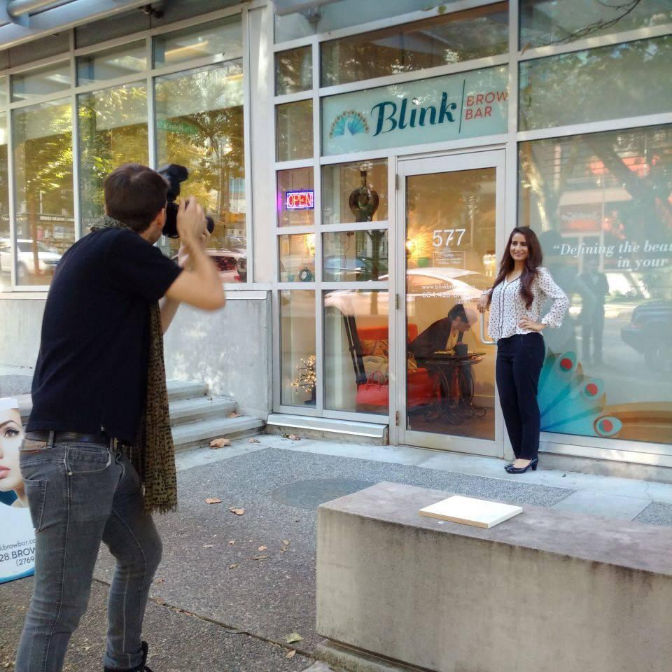 Blink Brow Bar Vancouver