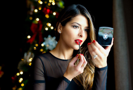 Blink: Holiday Make-Up Tips
