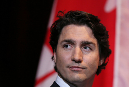 Great Eyebrows! Canada's Justin Trudeau