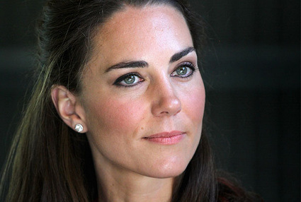 Kate Middleton's Perfect Eyebrows!