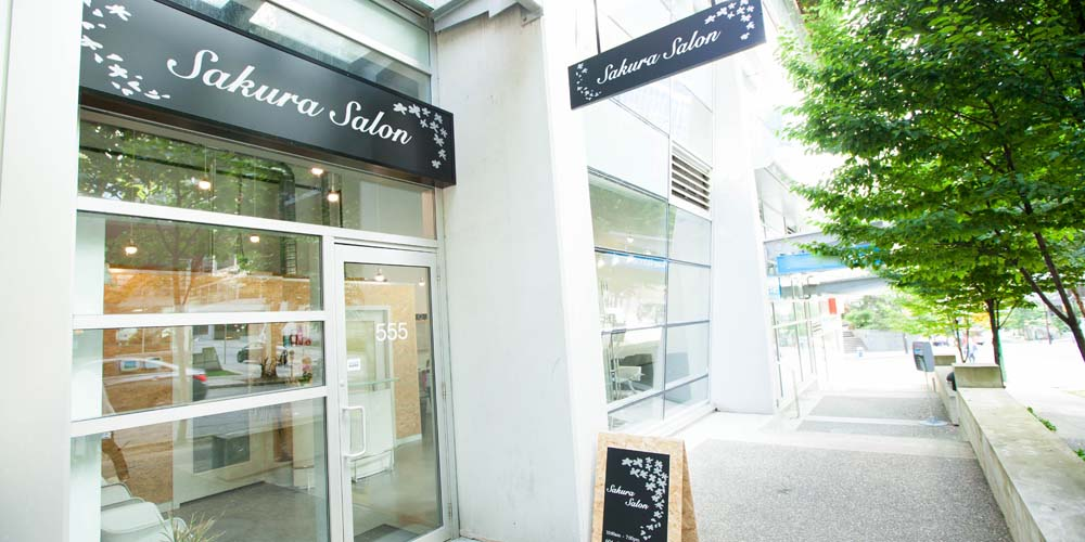 Sakura Salon Vancouver