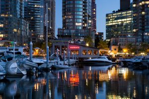 Blink Brow Bar Vancouver in Coal Harbour BC