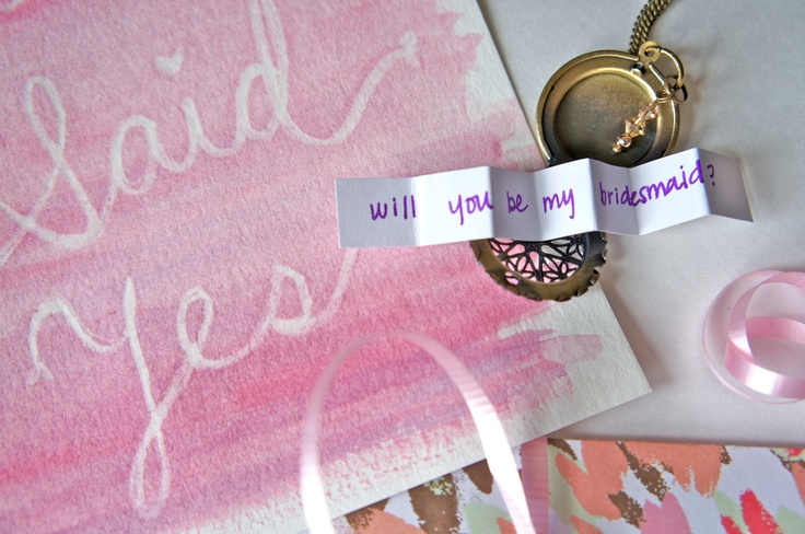 Blink Brow Bar Bridesmaid Gift Ideas