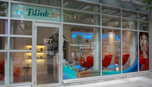Eyebrow Threading Vancouver - Blink Brow Bar
